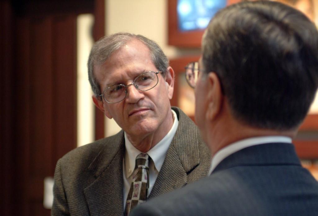 Gary Hochberg: Undergraduate Dean for a quarter of a century