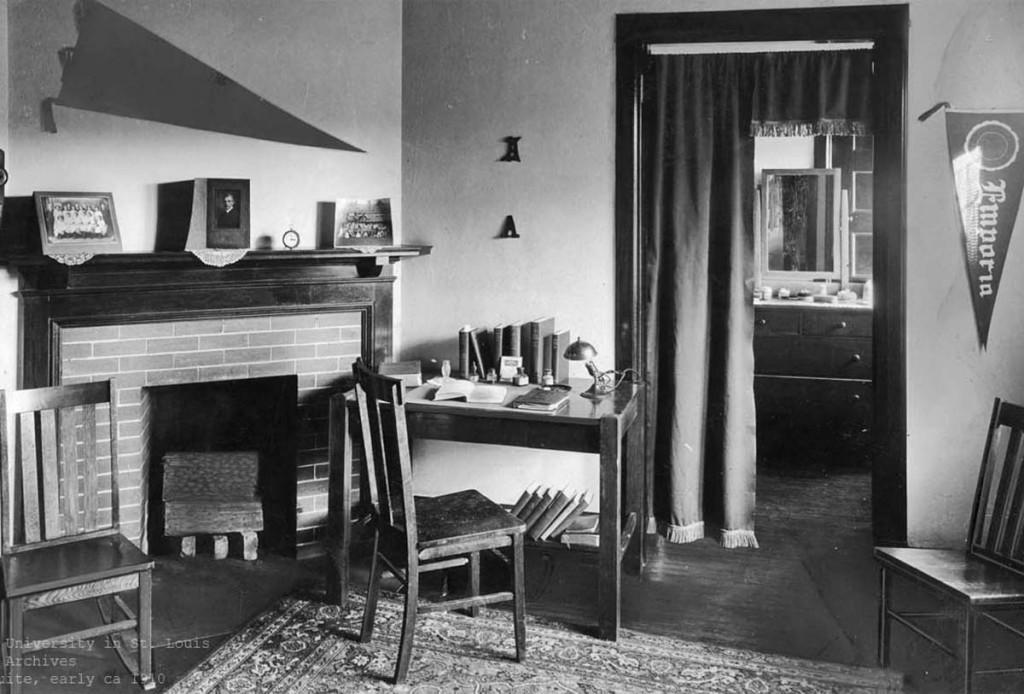 McMillan Hall 1910s