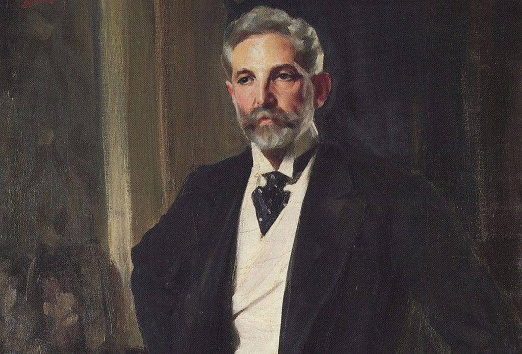 Robert S. Brookings: Entrepreneur, philanthropist, civil servant