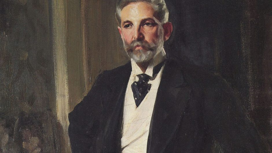 Robert Brookings portrait