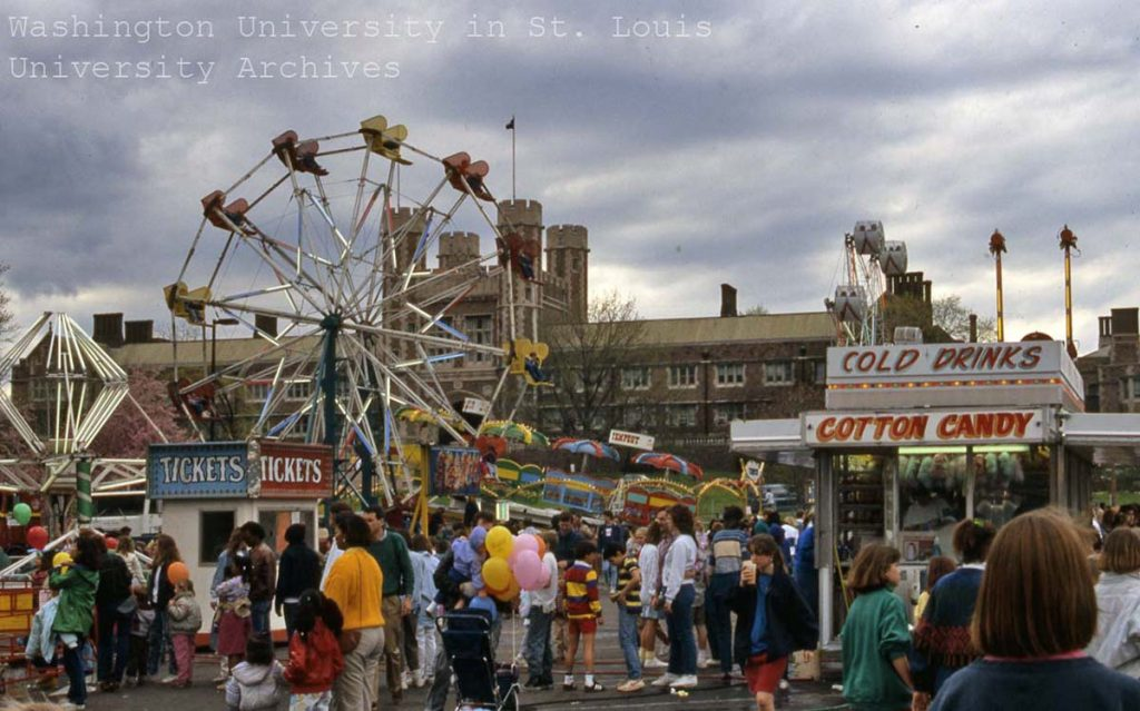 Thurtene Carnival: WashU's oldest tradition