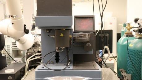 TGA:TA Instruments Q5000 and Q5500