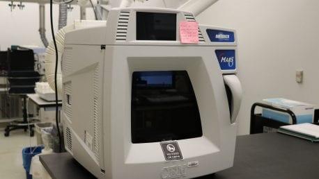 Microwave Digestion System: CEM Mars 6
