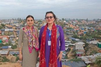 Doctors address mental health crisis among Rohingya refugees