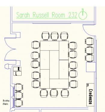 DUC-232 Floorplan