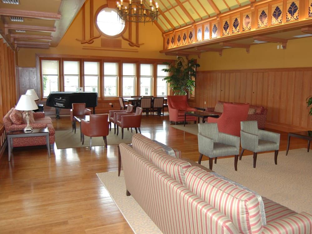 Goldberg Formal Lounge