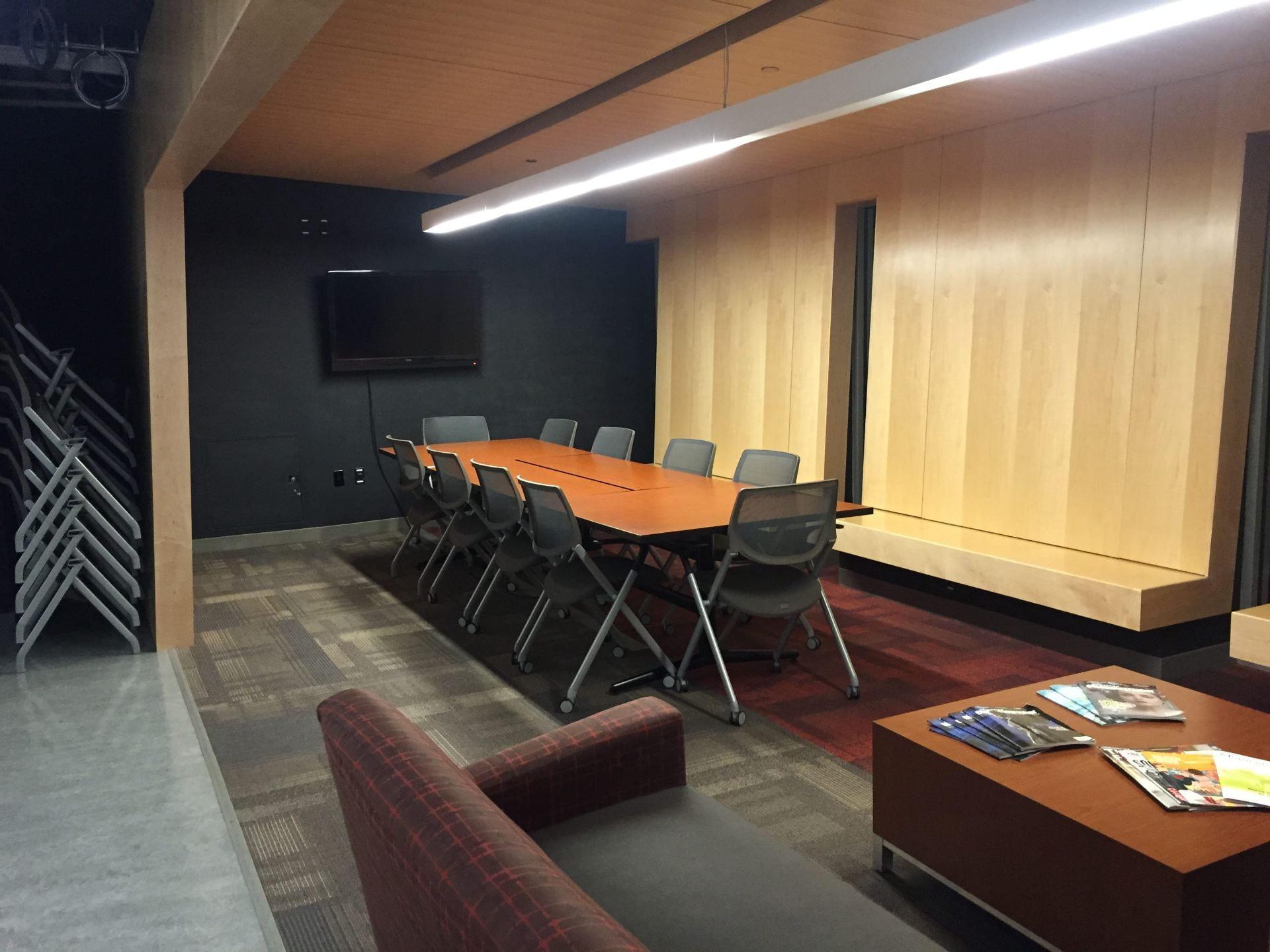 Harvey Media Center