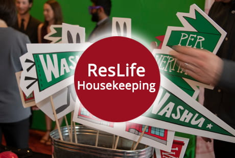 ResLife Housekeeping
