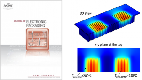 3. Thermal Modeling of Extreme Heat Flux Microchannel Coolers