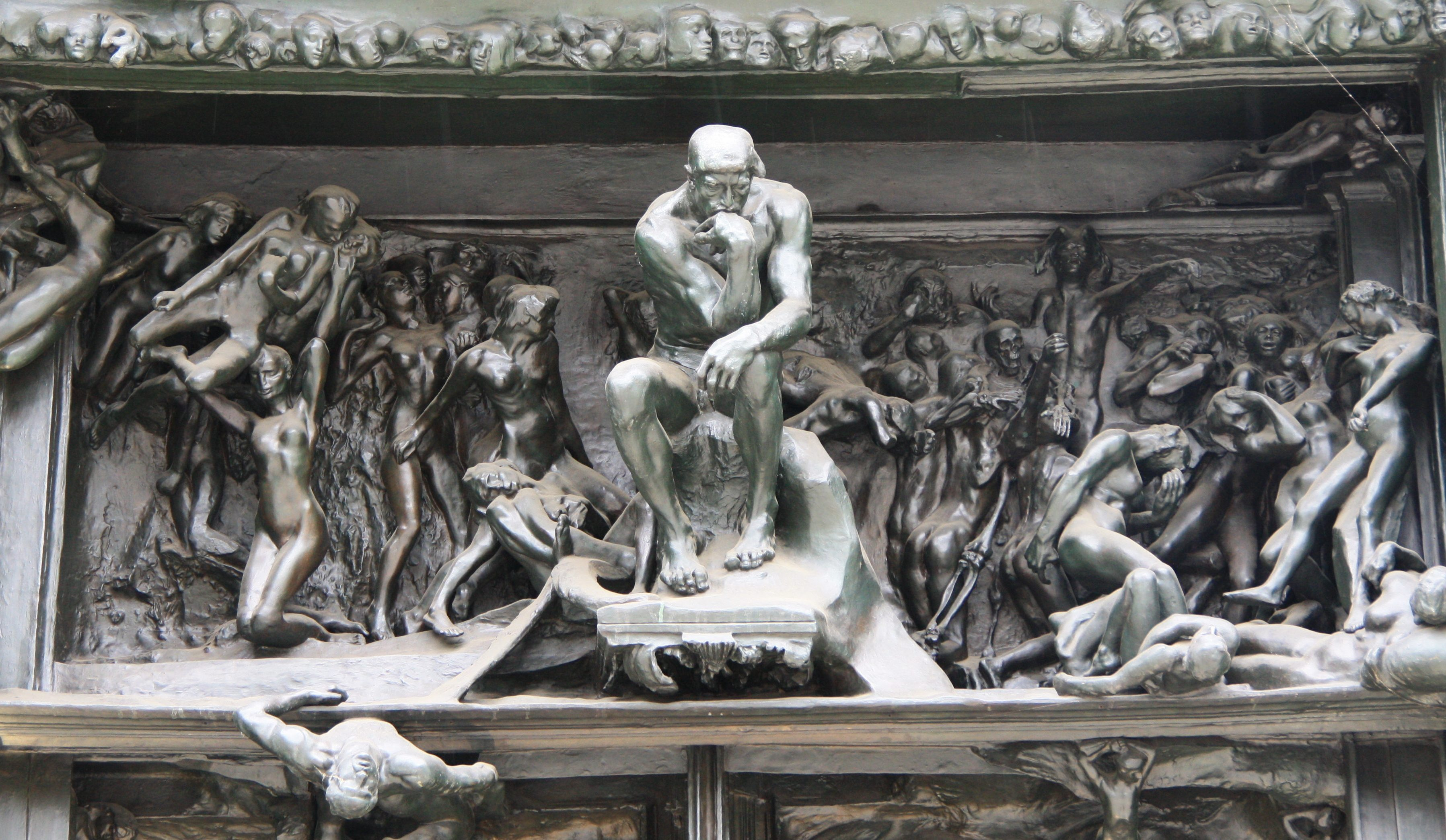 Gates of Hell, Rodin