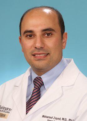 Mohamed Zayed   Department of Surgery   Washington