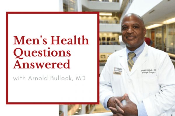 Men's Health Questions Answered: What is the Urolift Procedure?