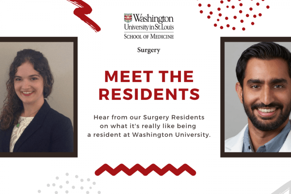 Meet the Residents: Erin Andrade, MD, MPH, and Affan Zafar, MD