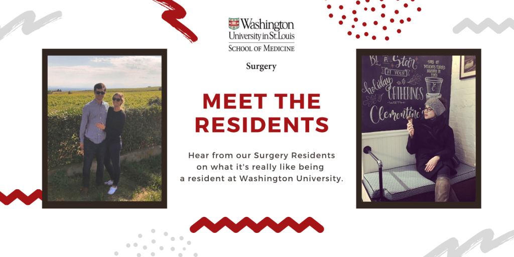 Meet the Residents Image: Connor Callahan, MD, and Emma Zubrovic, MD