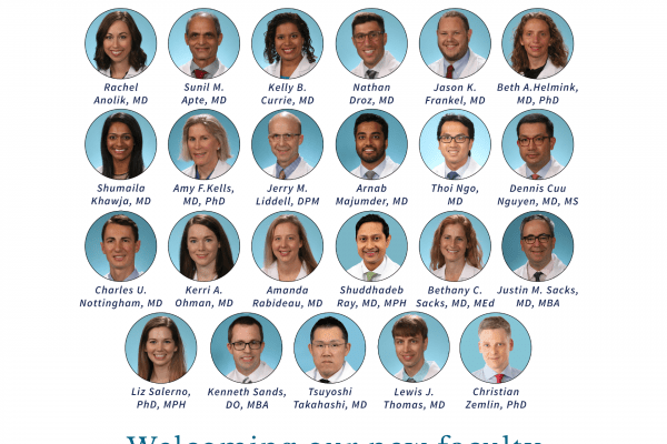 New Faculty 2020