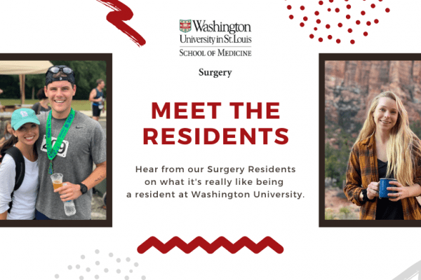 Meet the Residents: Corbin Frye, MD, and Carrie Ronstrom, MD
