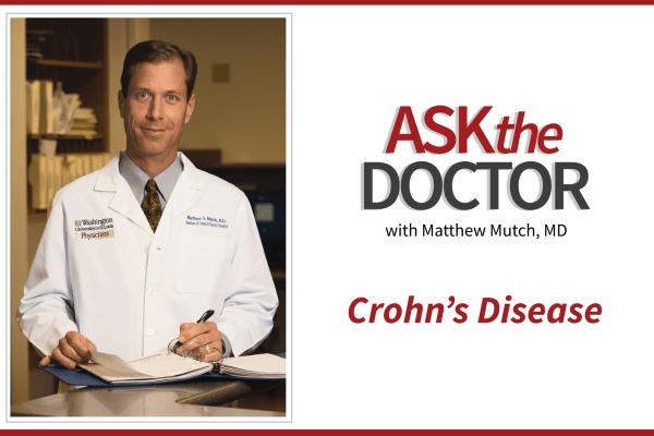 Ask the Doctors: Crohn's Disease