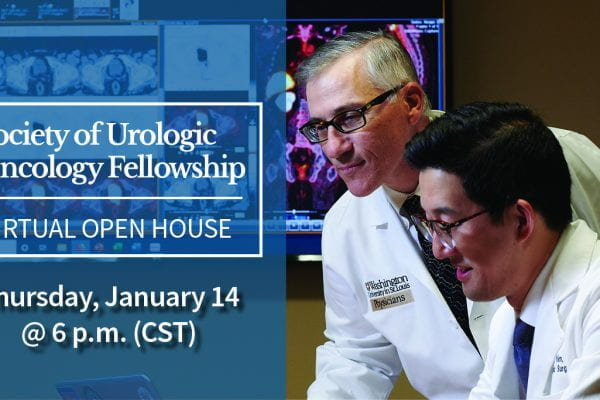 Register for the Society of Urologic Oncology Fellowship Virtual Open House