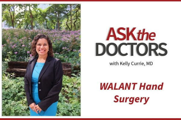 Ask the Doctors: WALANT Hand Surgery