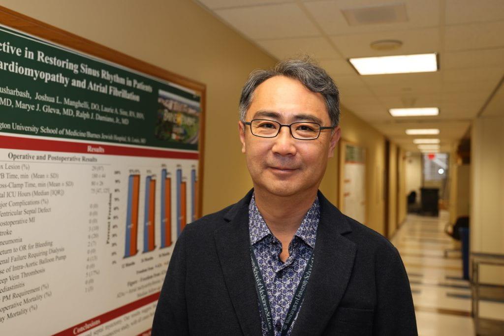 Professor of Surgery Jae-Sung Kim, PhD