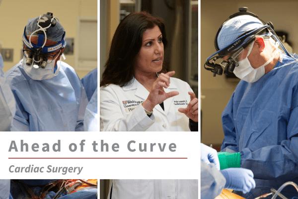 Cardiac Surgery | 2020 Annual Report