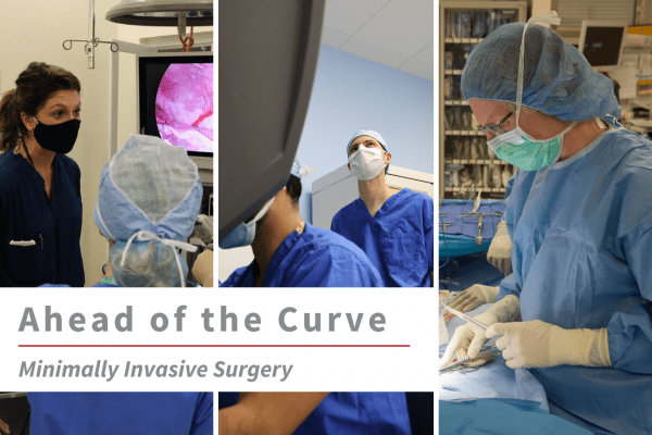 Minimally Invasive Surgery | 2020 Annual Report