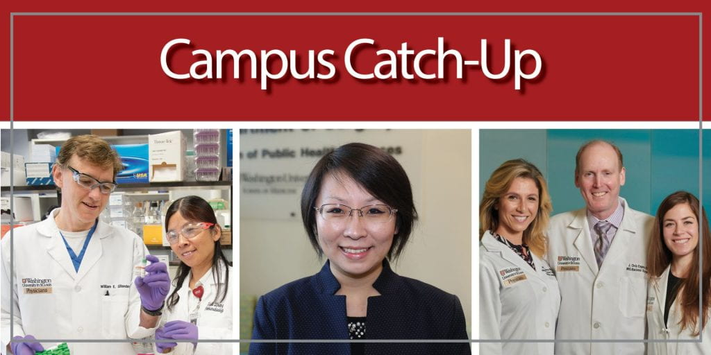 May 21 Washington University Surgery Campus CAtch-Up