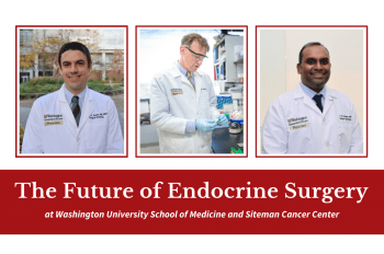 Future of Endocrine Surgery