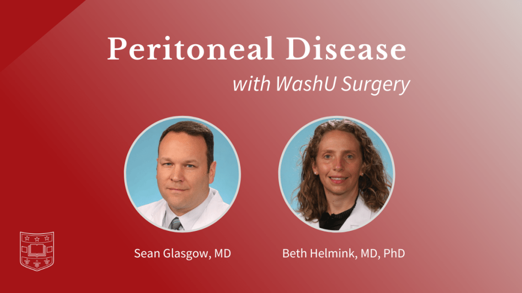 Growing the Peritoneal Disease Program