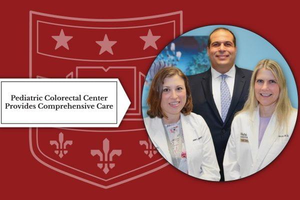 Pediatric Colorectal Center Provides Comprehensive Care