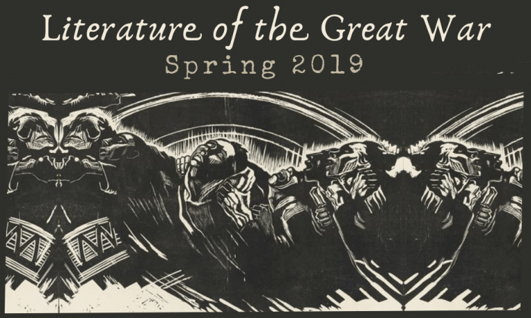 Spring 2019 Reading Group Announced