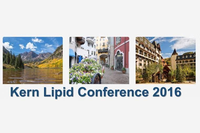Kern Lipid Conference 2016
