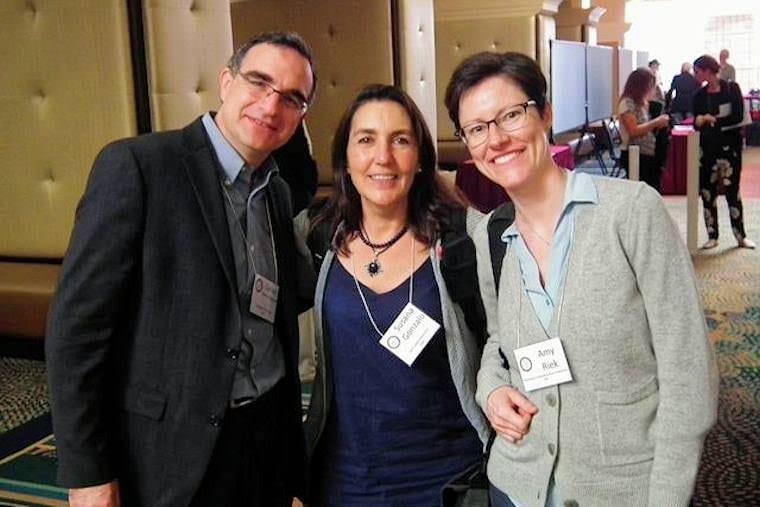 Drs. Bernal-Mizrachi, Gonzalo and Riek