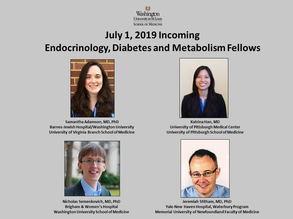 Division of Endocrinology, Metabolism and Lipid Research