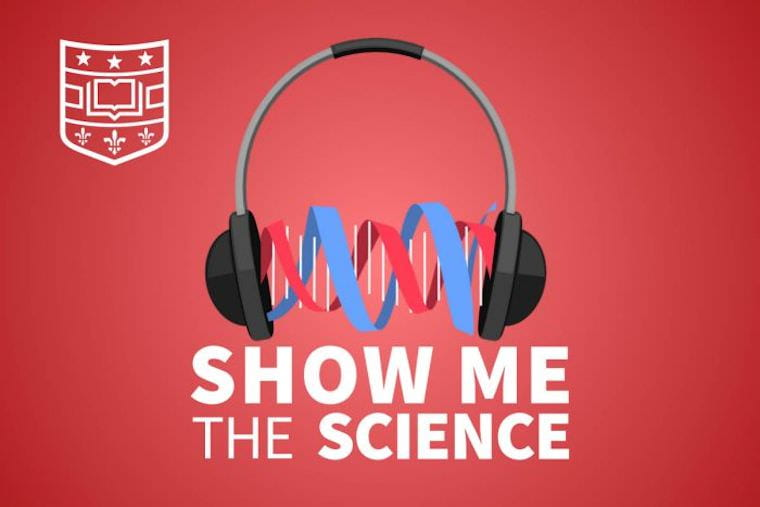 Show Me the Science podcast