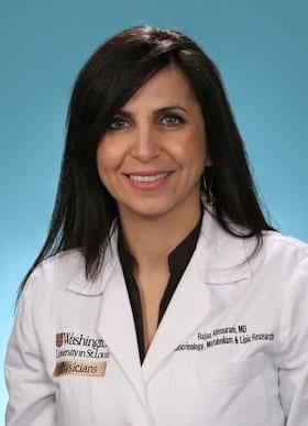 Rajaa Almourani, MD