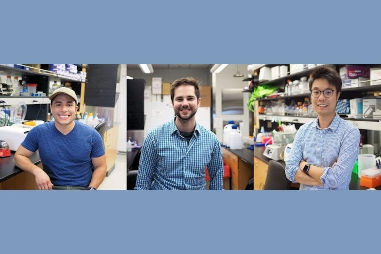 Millman Lab members receive prestigious fellowships