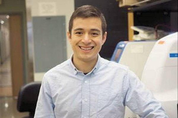 Leonardo Velazco-Cruz receives an NIH F31 fellowship award