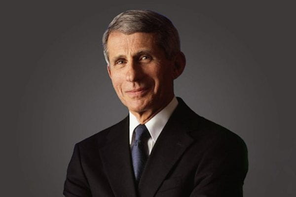 Dr. Anthony Fauci to speak at virtual Grand Rounds January 7