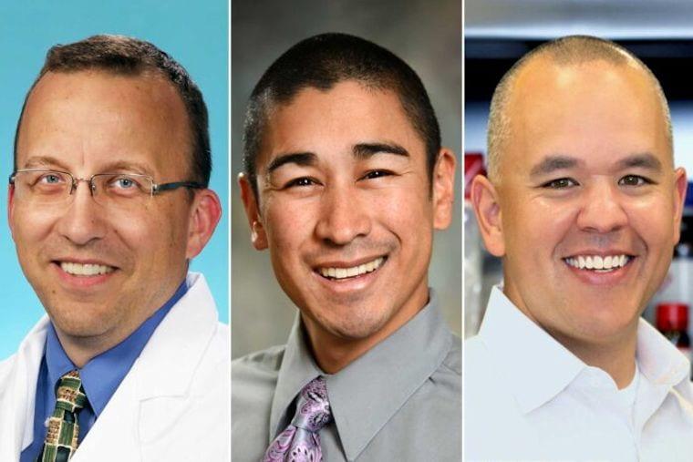 Three physician-scientists receive Doris Duke Charitable Foundation awards