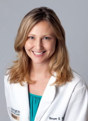 Ginger E. Nicol, MD, CEDS