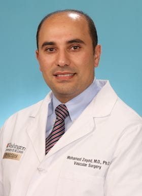 Mohamed Zayed, MD, PhD
