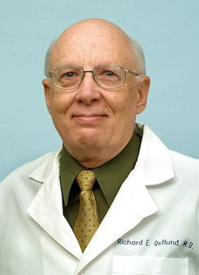 Richard E. Ostlund, Jr., MD