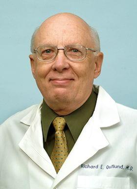 Richard E. Ostlund, Jr., MD