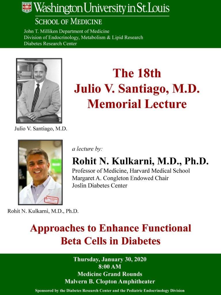 Santiago Lecture 2020