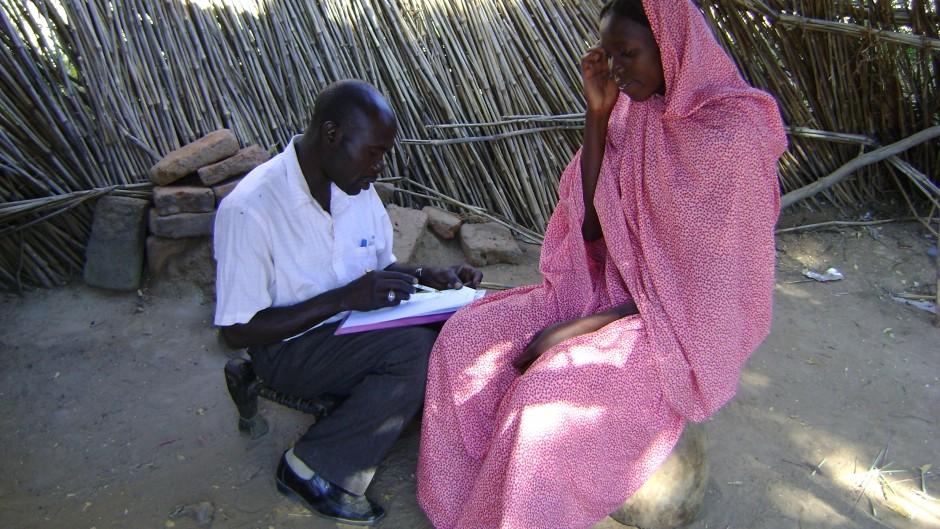 Interview Darfur