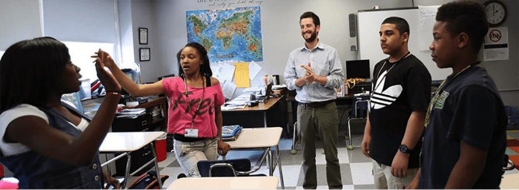Wendt Fellowships Promote Holistic Change in Urban Education