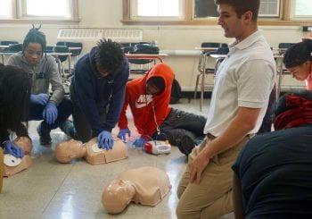 Teach me to Help, CPR training program
