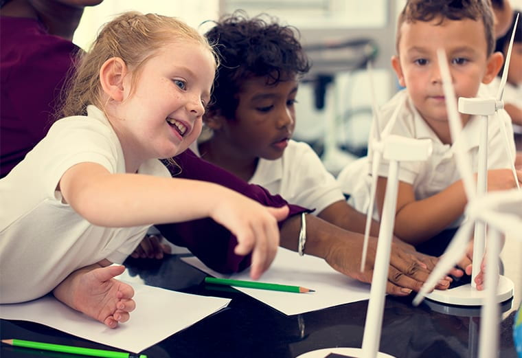 Students at every grade need to learn climate science