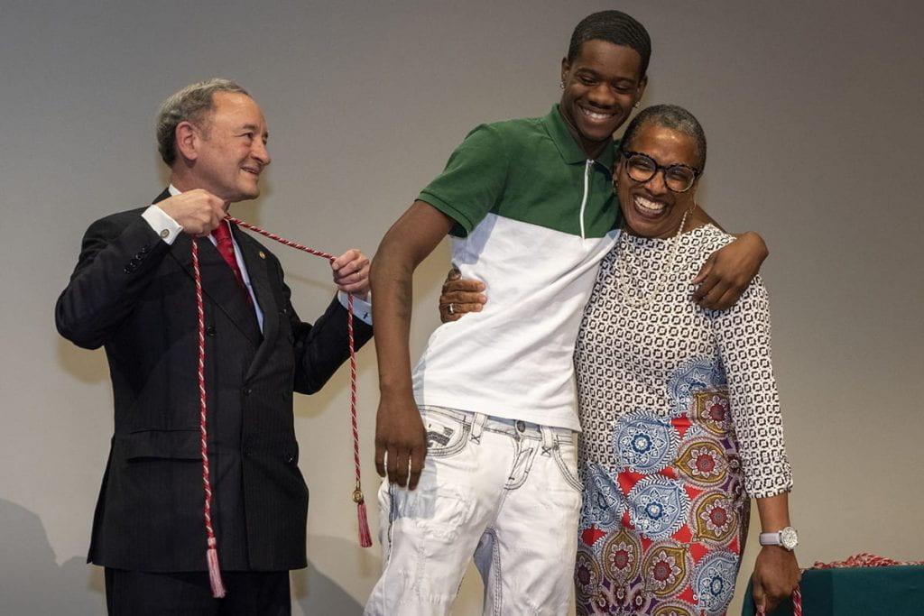 Washington University announces local College Prep scholars